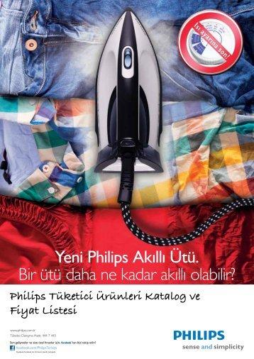 Yeni Philips Akıllı Ütü. Bir ütü daha ne kadar akıllı olabilir?