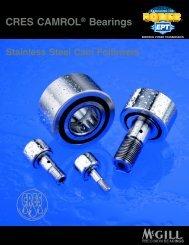 Crowned Od Metric Bearing Limited Natr10 Pp Yoke Roller
