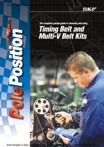 Timing Belt and Multi-V Belt Kits