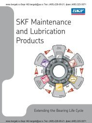 MP3000E - SKF Maintenance and Lubrication Products