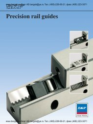 Precision rail guides