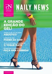 A GRANDE EDIÇÃO DO GEL! - Pronails