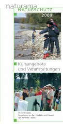 naturama - Pro Natura Aargau