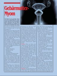 Gebärmutter- Myom - Pro Patient online