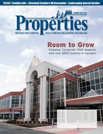 download pdf; 15.6 mb - Properties Magazine, Inc.