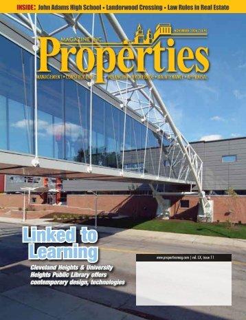 download pdf; 17.9 mb - Properties Magazine, Inc.