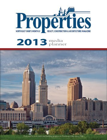 2013 - Properties Magazine, Inc.