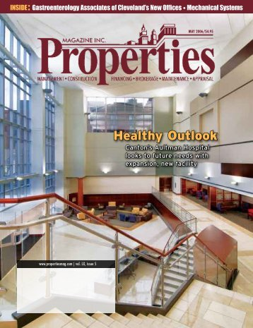 Healthy Outlook - Properties Magazine, Inc.