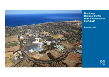 Noarlunga Regional Centre Draft Structure Plan 2010–2040