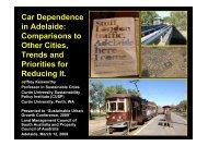 Adelaide talk final - Property Council of Australia