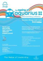 Sheraton Mirage Gold Coast 19-21 October - Property Council of ...