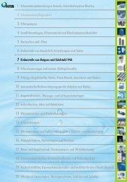 Kapitel 07 Einbauteile aus Bronze und Edelstahl - Aqua Solar AG