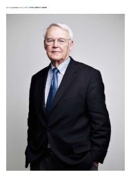 Interview mit dem amerikanischen Brand-Guru David A. Aaker