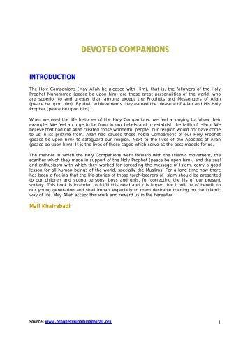 hadrath abbas (r.a) bin abdul mutalib - Prophet Muhammad (SAW ...