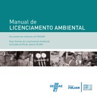 Manual de Licenciamento Ambiental - Firjan