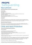 Safeguarding - PROPS - Page 4