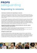 Safeguarding - PROPS - Page 6