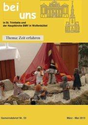 Gemeindebrief 33-compressed.pdf, Seiten 1-28 - Evangelische ...