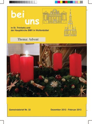 Gemeindebrief 32-sm.pdf, Seiten 1-28 - Evangelische Propstei ...