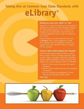 eLibrary® - ProQuest
