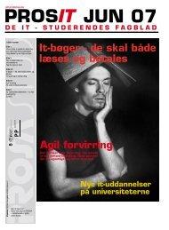 It-bøger - de skal både læses og betales Agil forvirring - Prosa