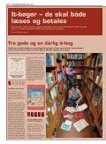 It-bøger - de skal både læses og betales Agil forvirring - Prosa - Page 4