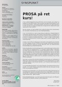 PROSA-bladet - Page 2