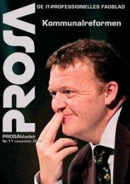 PROSAbladet november 2006