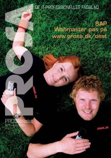 PROSAbladet august