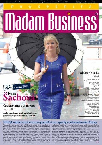 Stáhnout přílohu Madam Business v PDF - Prosperita