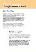 Prostat kanserine karşı – erken teşhis için - Prostata.de - Page 2