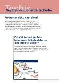 Prostat kanserine karşı – erken teşhis için - Prostata.de - Page 6