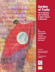 Garden of Truth: - Prostitution Research & Education