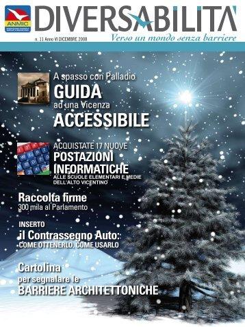 GUIDA ACCESSIBILE - ANMIC Vicenza
