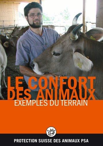 Brochure - Protection Suisse des Animaux PSA