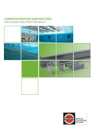 CORROsiOn REsisTanT subsTRuCTuREs FOR ... - Protektor