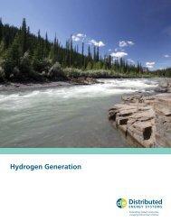 Hydrogen Generation - Proton OnSite