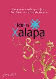 Revista Cultural Vida En Xalapa Edición Nº 4 Junio 2014