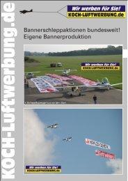 koch luftwerbung 2012 - Airshow Breitscheid