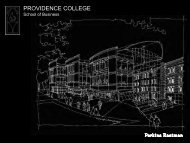 Presentation document - Providence College