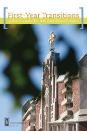 2011Parent_Program_Booklet1 - Providence College