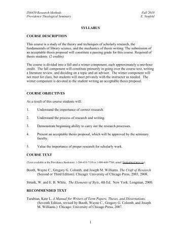 Course Syllabus Course Description This course is designed to give   Yumpu