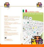 Bio einkaufen in Italien - Verein gegen tierquälerische ...