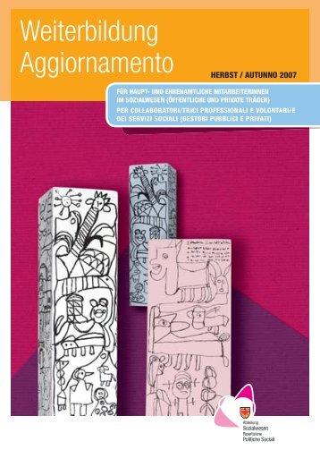 Herbstbroschüre 2007 - Rete Civica dell'Alto Adige