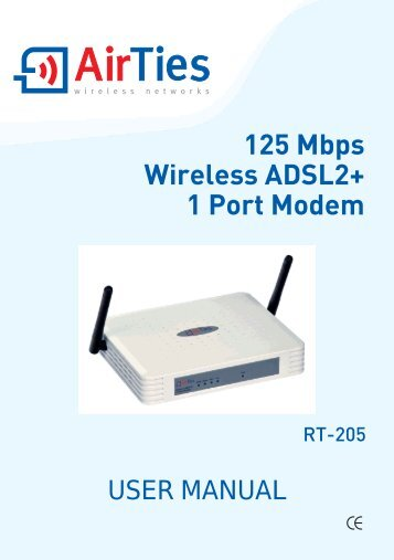AIRTIES RT-111 MODEM TREIBER WINDOWS 8