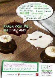 ITALIANO IN PARLA CON ME...