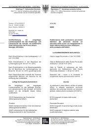 Decreto pubblicazione graduatorie provinciali definitive del 9.8.2013