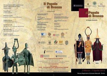Il Popolo di Bronzo - Provincia di Cagliari