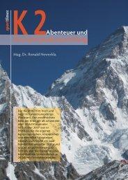 Abenteuer und K2pers