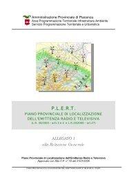 Allegato 1 - Provincia di Piacenza